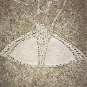 Other - Crochet halter bikini/ top